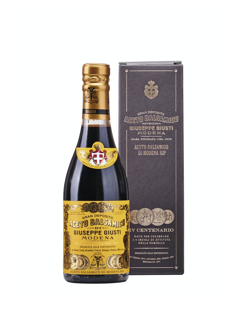 Balsamic Vinegar 4 Medals 15 years 25CL