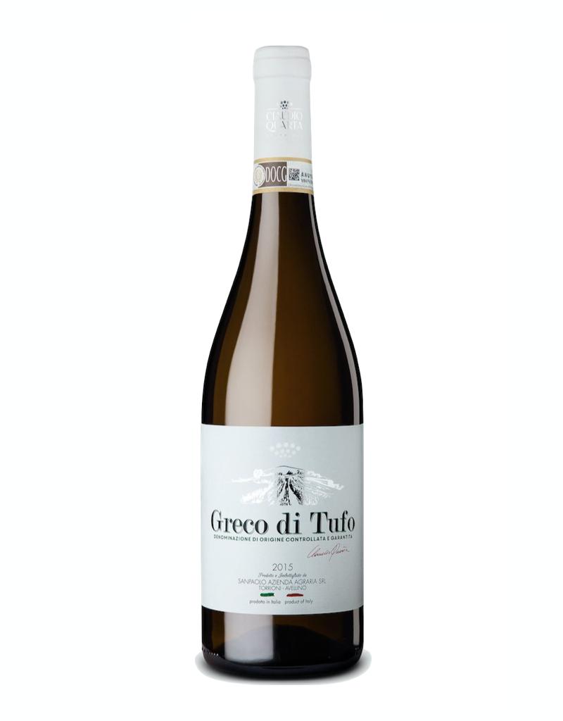 Claudio Quarta Special Edition Greco di Tufo DOCG