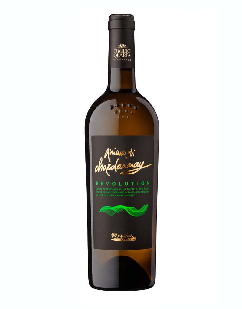 Anima di Chardonnay Revolution Puglia Bianco IGP